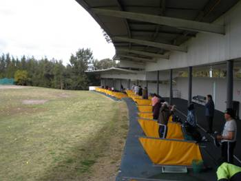 Driving Range in Olympic Park - Sydney