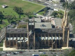 Sydney - Cathedral of Saint Mary