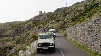 A Jeep Tour in Madeira