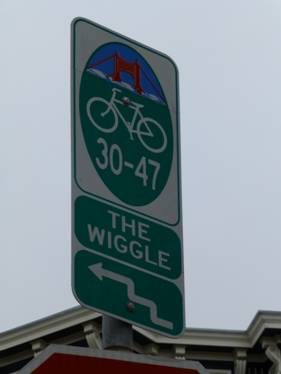 "historical terrific route named ""Wiggle"""