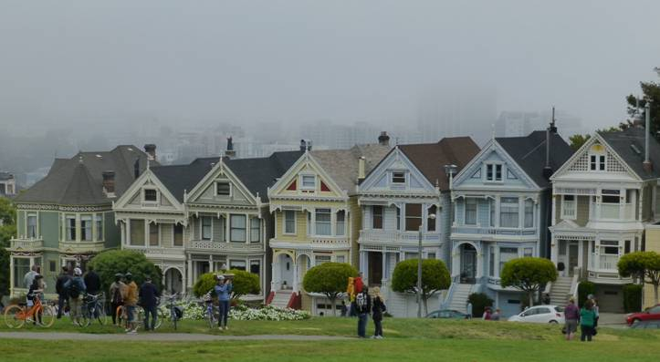 Tours Include Painted Ladies San Francisco