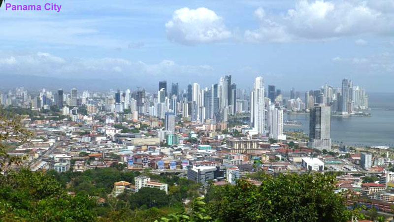 Panama Connects North America And South It Is Located In A Narrow Sea Strait That Separates The Pacific Ocean Atlantic