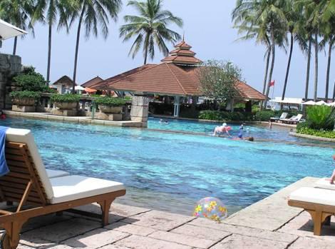 Laguna Phuket hotel бассейн